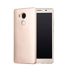 Funda Plastico Rigida Mate P01 para Huawei Mate 8 Oro