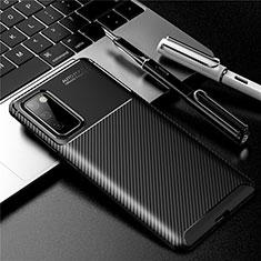 Funda Silicona Carcasa Goma Twill para Samsung Galaxy S20 FE 5G Negro