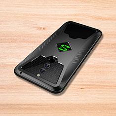 Funda Silicona Carcasa Goma Twill para Xiaomi Black Shark Helo Negro