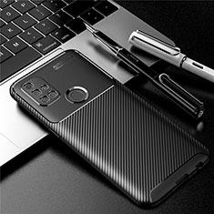 Funda Silicona Carcasa Goma Twill S01 para OnePlus Nord N10 5G Negro