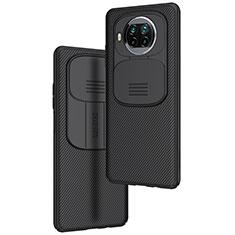 Funda Silicona Carcasa Goma Twill U01 para Xiaomi Mi 10T Lite 5G Negro
