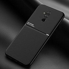 Funda Silicona Carcasa Goma Twill Y01 para Huawei Mate 20 Lite Negro
