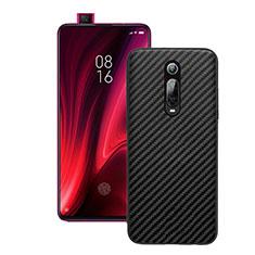 Funda Silicona Carcasa Goma Twill Y01 para Xiaomi Mi 9T Pro Negro
