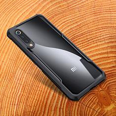 Funda Silicona Goma Espejo M01 para Xiaomi Mi 9 Pro Negro