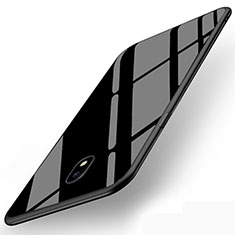 Funda Silicona Goma Espejo para Samsung Galaxy J5 (2017) Duos J530F Negro
