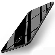 Funda Silicona Goma Espejo para Samsung Galaxy J5 Pro (2017) J530Y Negro