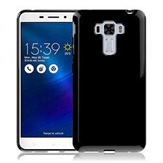 Funda Silicona Goma para Asus Zenfone 3 Laser Negro