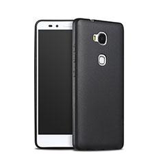 Funda Silicona Goma para Huawei Honor Play 5X Negro