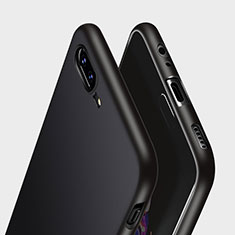 Funda Silicona Goma para OnePlus 5 Negro