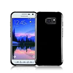 Funda Silicona Goma para Samsung Galaxy S7 Active G891A Negro