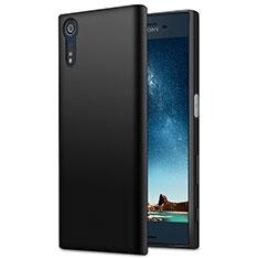 Funda Silicona Goma para Sony Xperia XZs Negro