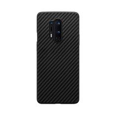 Funda Silicona Goma Twill B02 para OnePlus 8 Pro Negro