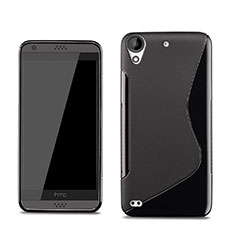 Funda Silicona S-Line para HTC Desire 530 Negro