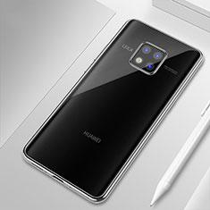 Funda Silicona Ultrafina Carcasa Transparente H01 para Huawei Mate 20 Pro Claro
