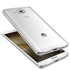 Funda Silicona Ultrafina Carcasa Transparente H01 para Huawei Mate 8 Claro