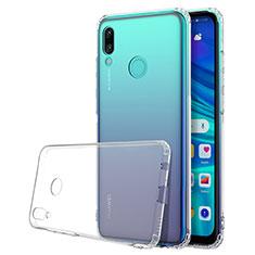 Funda Silicona Ultrafina Carcasa Transparente H01 para Huawei P Smart (2019) Claro