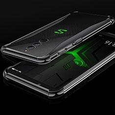 Funda Silicona Ultrafina Carcasa Transparente H01 para Xiaomi Black Shark Helo Negro