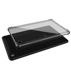 Funda Silicona Ultrafina Carcasa Transparente H01 para Xiaomi Mi Pad 4 Gris
