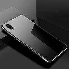 Funda Silicona Ultrafina Carcasa Transparente H01 para Xiaomi Redmi 7A Negro