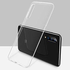 Funda Silicona Ultrafina Carcasa Transparente H02 para Xiaomi Mi 9 Pro 5G Claro