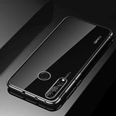 Funda Silicona Ultrafina Carcasa Transparente H03 para Huawei Honor 20 Lite Negro