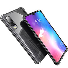Funda Silicona Ultrafina Carcasa Transparente H03 para Xiaomi Mi A3 Lite Gris