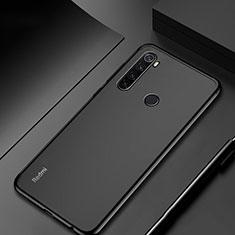 Funda Silicona Ultrafina Carcasa Transparente H04 para Xiaomi Redmi Note 8T Negro