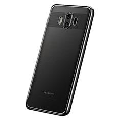 Funda Silicona Ultrafina Carcasa Transparente H05 para Huawei Mate 10 Negro