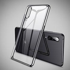Funda Silicona Ultrafina Carcasa Transparente H05 para Xiaomi Mi 9 Pro 5G Negro
