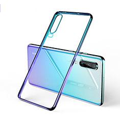 Funda Silicona Ultrafina Carcasa Transparente S02 para Huawei P30 Multicolor
