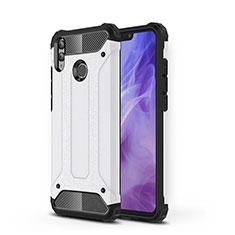 Funda Silicona Ultrafina Goma 360 Grados Carcasa C01 para Huawei Honor 8X Blanco