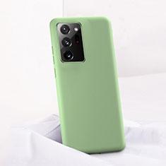 Funda Silicona Ultrafina Goma 360 Grados Carcasa C01 para Samsung Galaxy Note 20 Ultra 5G Verde