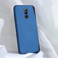 Funda Silicona Ultrafina Goma 360 Grados Carcasa C02 para Huawei Mate 20 Lite Azul