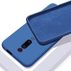 Funda Silicona Ultrafina Goma 360 Grados Carcasa C02 para Xiaomi Mi 9T Pro Azul