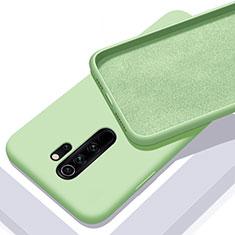 Funda Silicona Ultrafina Goma 360 Grados Carcasa C02 para Xiaomi Redmi Note 8 Pro Verde