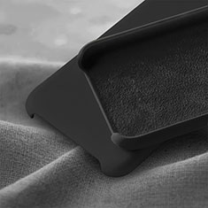Funda Silicona Ultrafina Goma 360 Grados Carcasa C03 para Huawei Honor 20 Lite Negro