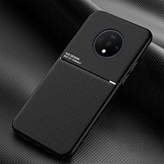 Funda Silicona Ultrafina Goma 360 Grados Carcasa C03 para OnePlus 7T Negro