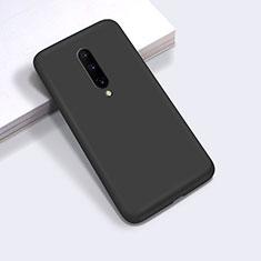 Funda Silicona Ultrafina Goma 360 Grados Carcasa C03 para OnePlus 8 Negro