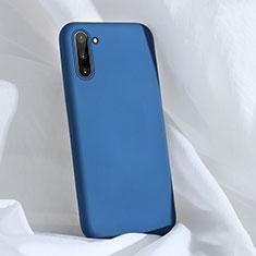 Funda Silicona Ultrafina Goma 360 Grados Carcasa C03 para Samsung Galaxy Note 10 5G Azul