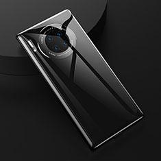 Funda Silicona Ultrafina Goma 360 Grados Carcasa C04 para Huawei Mate 30 5G Negro