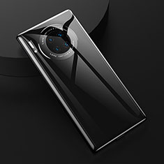 Funda Silicona Ultrafina Goma 360 Grados Carcasa C04 para Huawei Mate 30 Pro 5G Negro