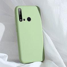 Funda Silicona Ultrafina Goma 360 Grados Carcasa C04 para Huawei Nova 5i Verde
