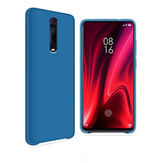 Funda Silicona Ultrafina Goma 360 Grados Carcasa C04 para Xiaomi Mi 9T Pro Azul