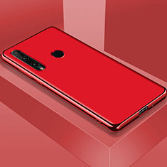 Funda Silicona Ultrafina Goma 360 Grados Carcasa C05 para Huawei Honor 20 Lite Rojo