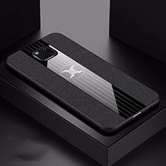 Funda Silicona Ultrafina Goma 360 Grados Carcasa C05 para Huawei Mate 20 Pro Negro