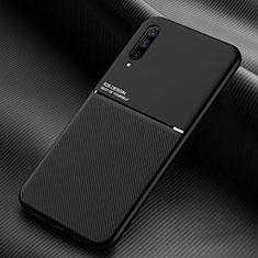 Funda Silicona Ultrafina Goma 360 Grados Carcasa C05 para Samsung Galaxy A70S Negro