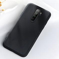 Funda Silicona Ultrafina Goma 360 Grados Carcasa C05 para Xiaomi Redmi Note 8 Pro Negro