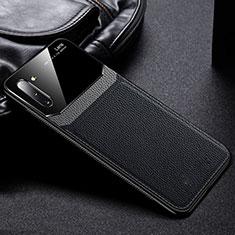 Funda Silicona Ultrafina Goma 360 Grados Carcasa C06 para Samsung Galaxy Note 10 5G Negro