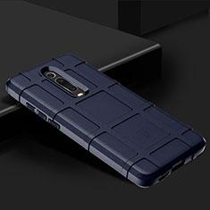 Funda Silicona Ultrafina Goma 360 Grados Carcasa C06 para Xiaomi Mi 9T Pro Azul