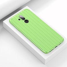 Funda Silicona Ultrafina Goma 360 Grados Carcasa C07 para Huawei Mate 20 Lite Verde